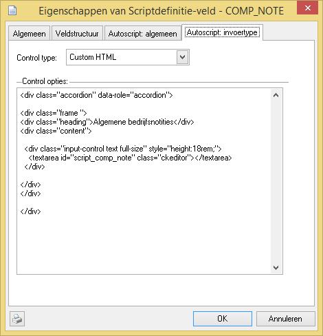 comp_note opmaak html